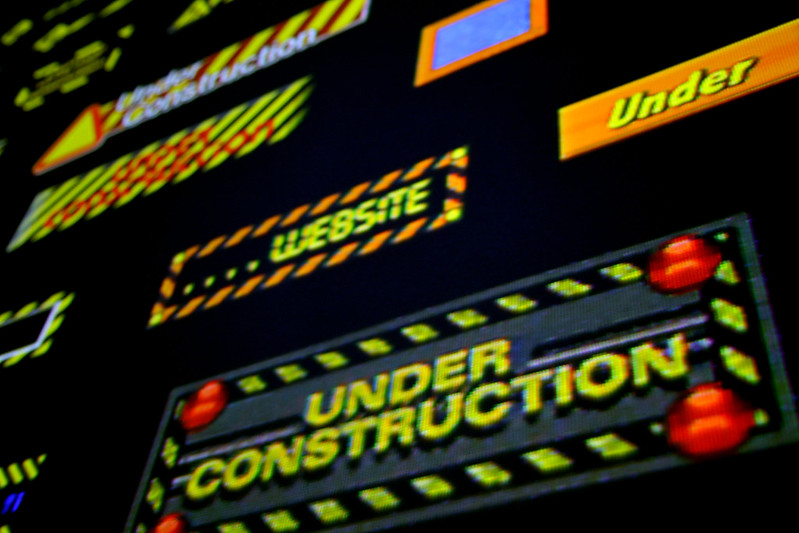"""Under Construction"" by jasoneppink is licensed under CC BY 2.0"